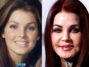 Priscilla Presley Body Transformation