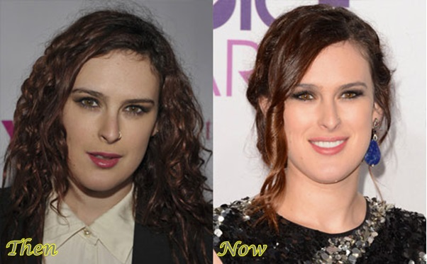 Rumer Willis Body Transformation