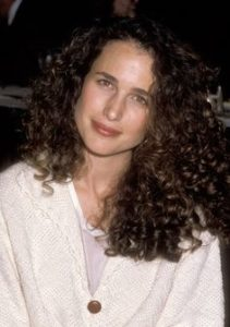 Andie MacDowell Body Transformation