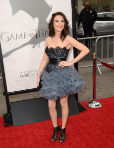 Carice van Houten (Melisandre) Body Transformation