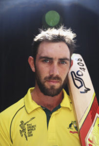Glenn Maxwell Body Transformation