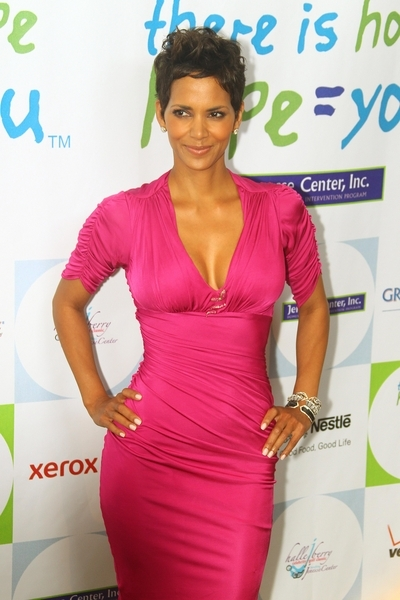 Halle Berry Plastic Surgery Before After