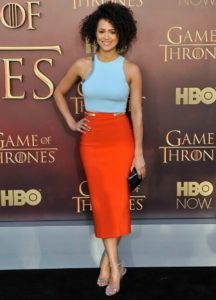 Nathalie Emmanuel (Missandei) Body Transformation