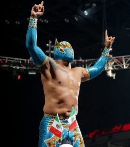 Sin Cara Plastic Surgery Before After