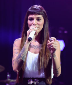 Christina Perri Body Transformation