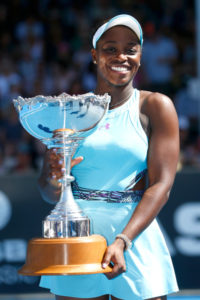 Sloane Stephens Body Transformation