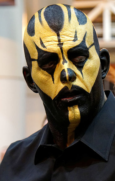Goldust Body Transformation