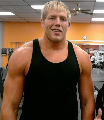 Jack Swagger Body Transformation
