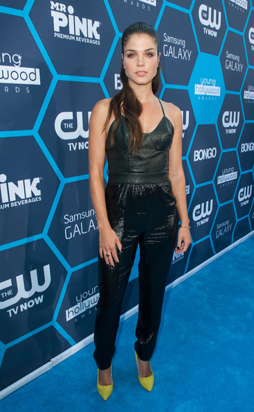 Marie Avgeropoulos Body Transformation