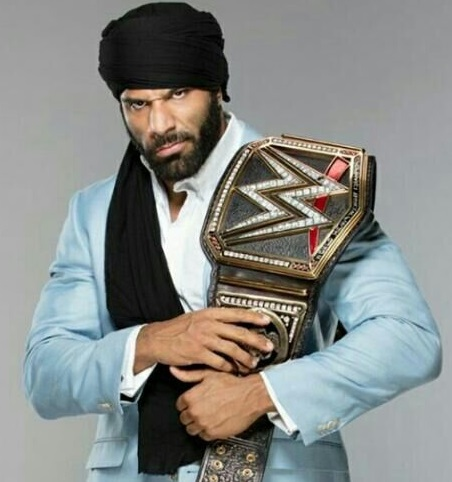 Jinder Mahal Body Transformation