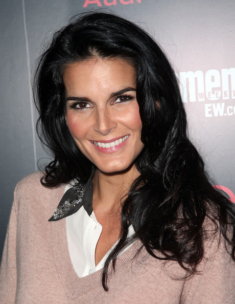 Angie Harmon Body Transformation