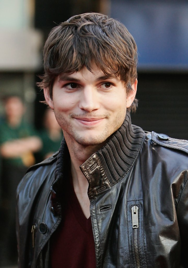 Ashton Kutcher Plastic Surgery Before After