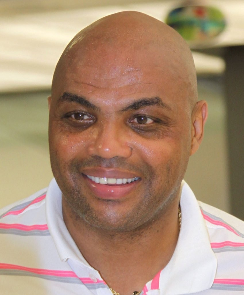 Charles Barkley Body Transformation