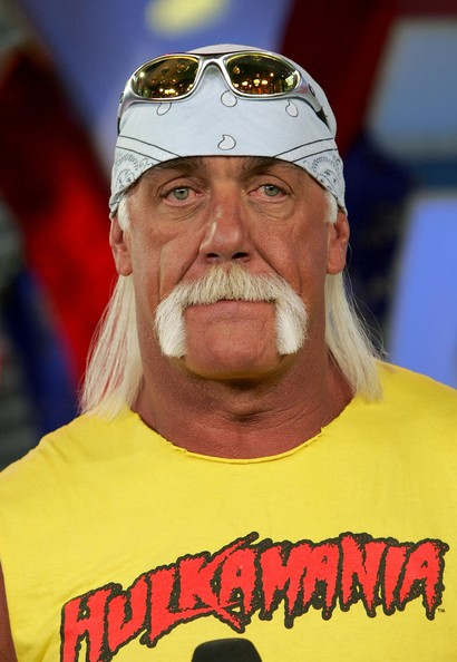 Hulk Hogan Body Transformation