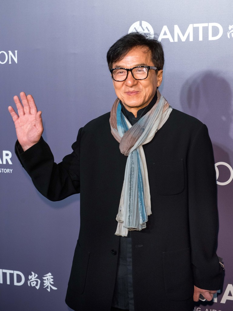 Jackie Chan Plastic Surgery Before After