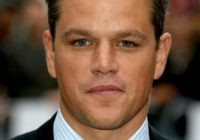 Matt Damon Plastic Surgery Before After