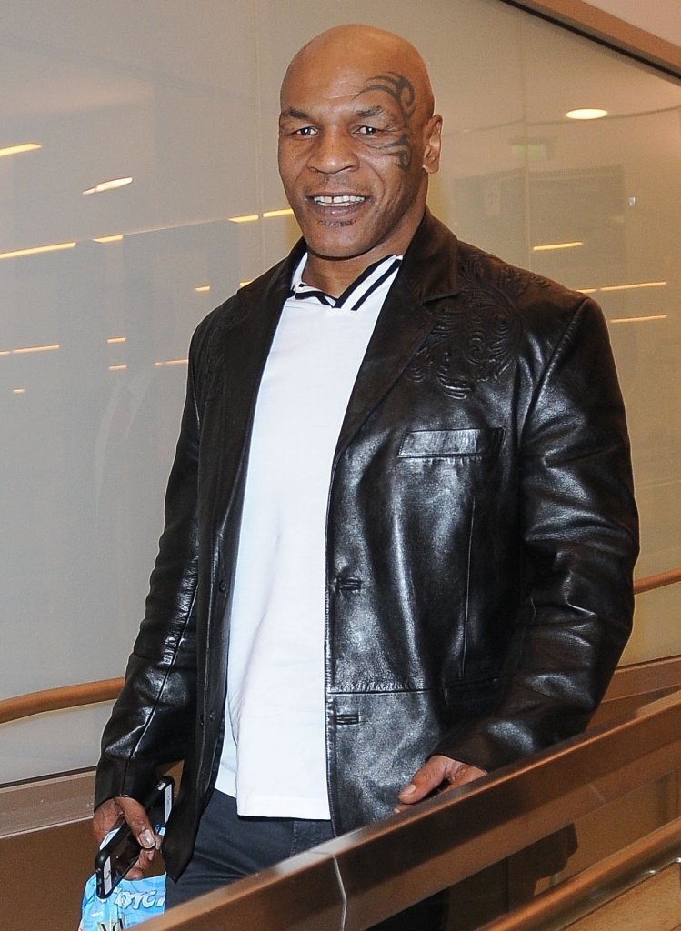 Mike Tyson Plastic Surgery Before After