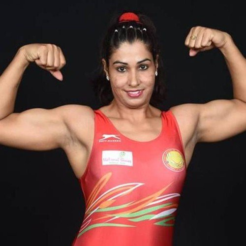 Kavita Dalal aka Hard KD Body Transformation