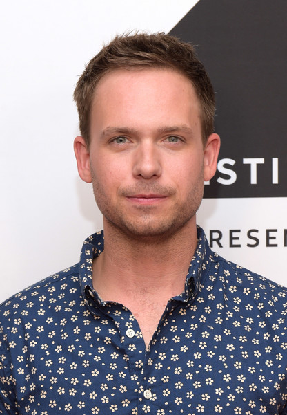 Patrick J. Adams Body Transformation