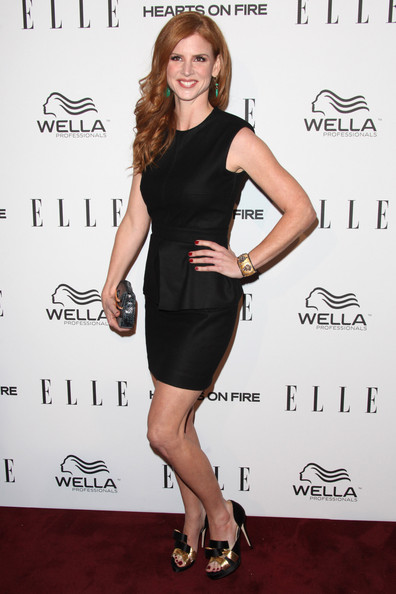 Sarah Rafferty Body Transformation
