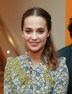 Alicia Vikander Plastic Surgery Before After