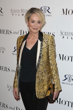 Sharon Stone Body Transformation