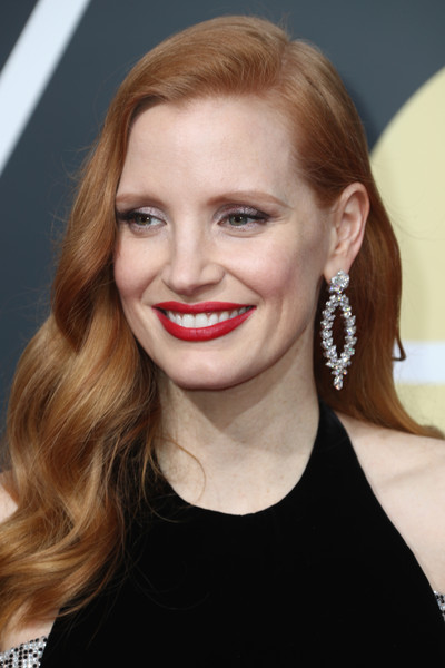 Jessica Chastain Body Transformation