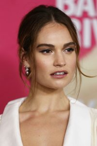 Lily James Body Transformation