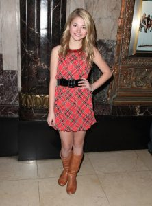 Stefanie Scott Body Transformation