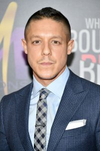 Theo Rossi Body Transformation